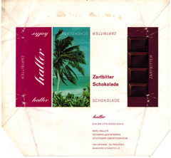 West Germany - Haller - Plain Chocolate