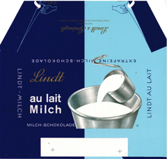 Denmark - Lindt - Milk Chocolate