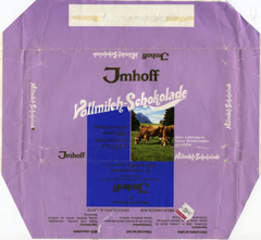 West Germany - Imhoff - Milk Chocolate