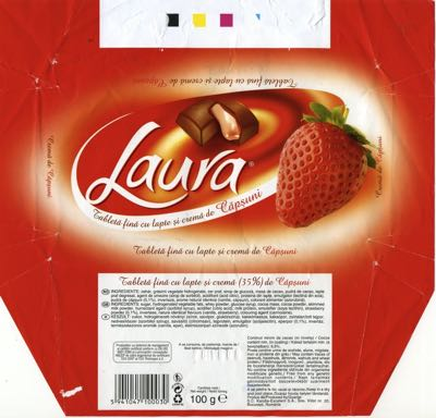 Romania - Laura - Strawberry